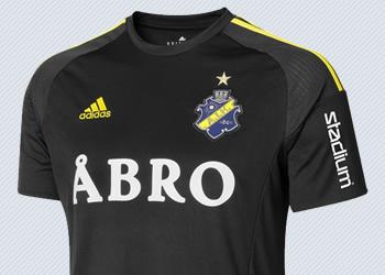 Camiseta titular del AIK Solna | Imágenes Web Oficial