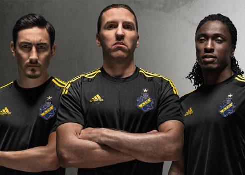 AIK presentó sus nuevas casacas   Foto Web Oficial