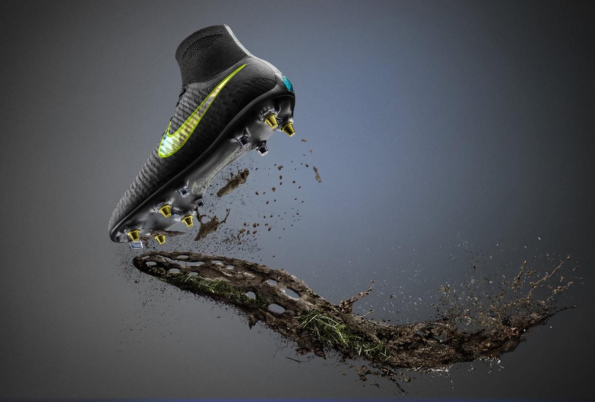 Tecnologia Anti Clog Traction | Foto Nike