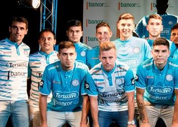 Se presentaron las casacas de Belgrano | Foto Web Oficial
