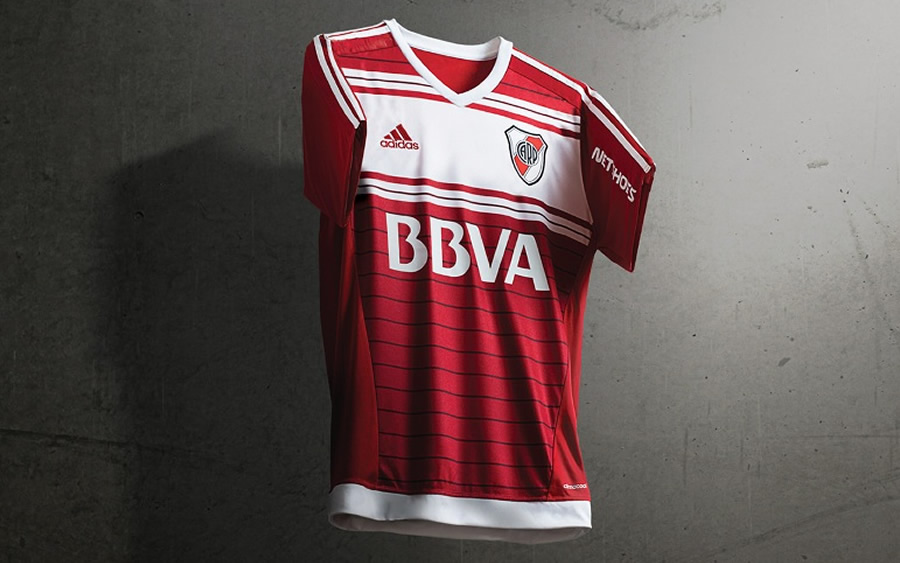 Casaca alternativa de River | Foto Web Oficial