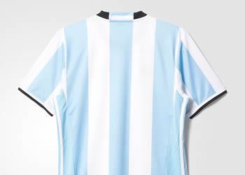 Nueva camiseta de Argentina | Foto Adidas
