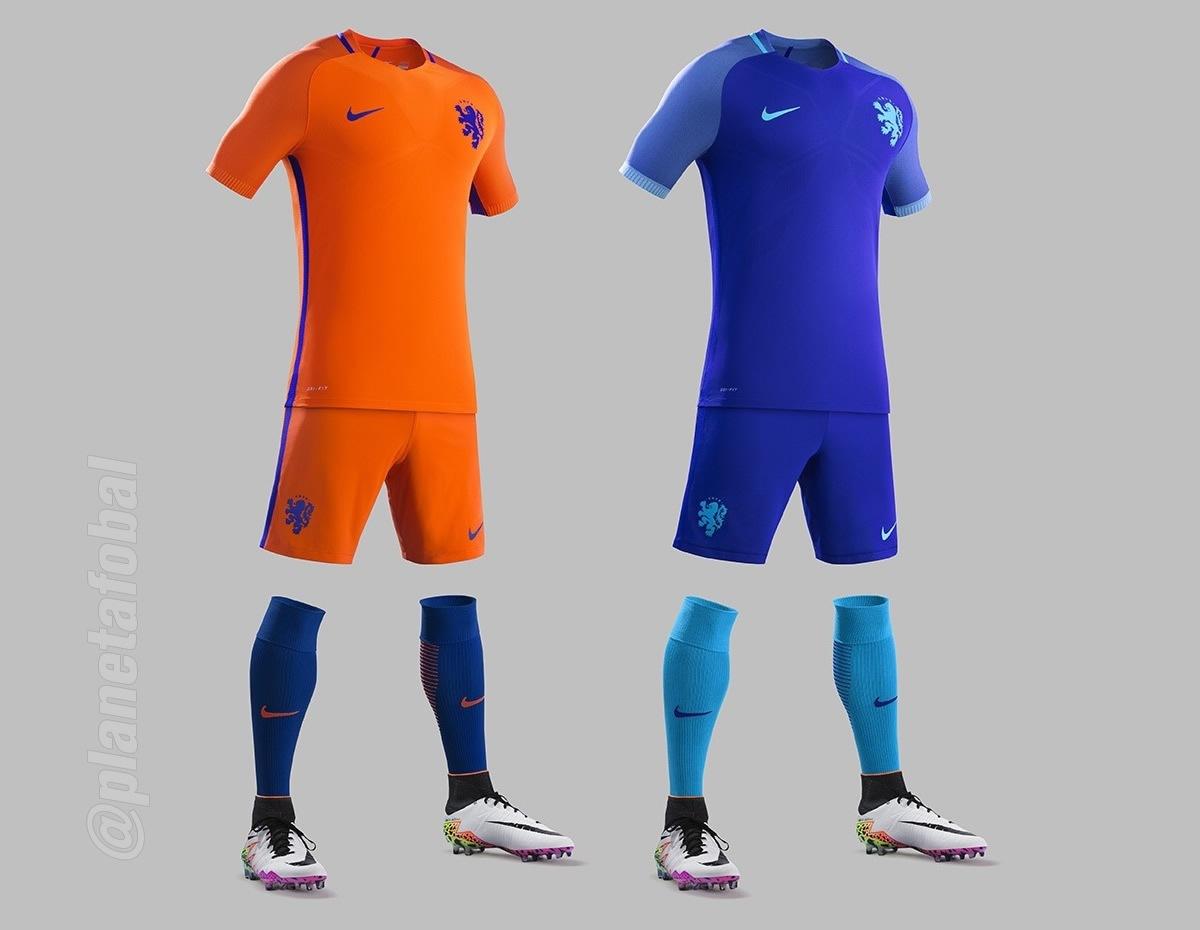 Nuevas camisetas de Holanda | Foto Nike