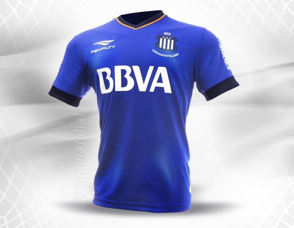 Camiseta suplente Penalty de Talleres de Córdoba | Foto web oficial