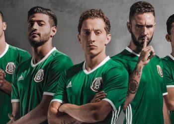Nueva camiseta de México | Foto Adidas