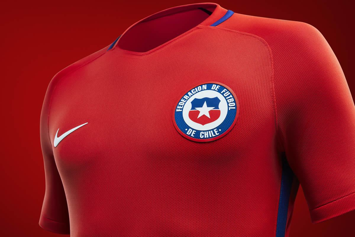 Camiseta titular | Foto Nike