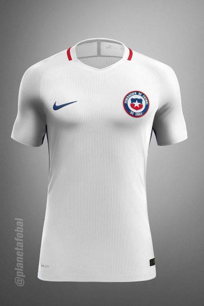 Camiseta suplente | Foto Nike