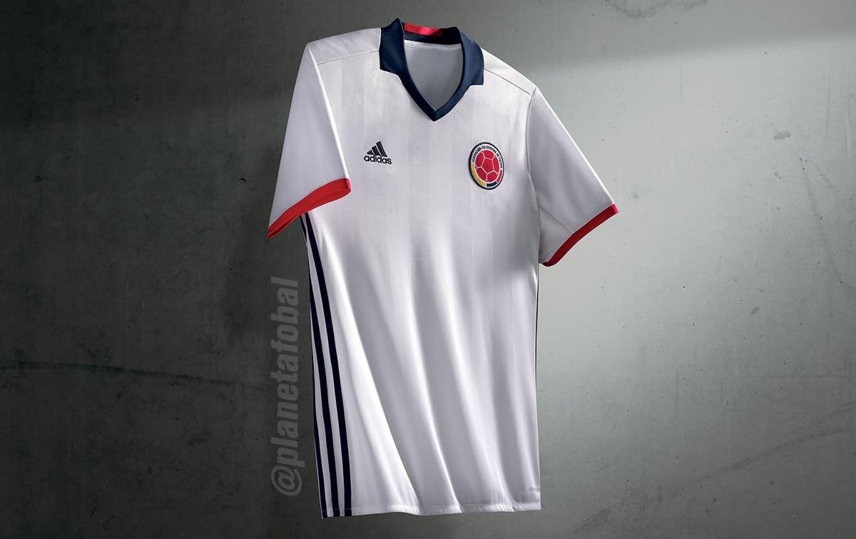 Nueva casaca de Colombia | Foto Adidas