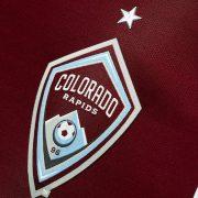 Nueva casaca del Colorado Rapids | Foto MLS