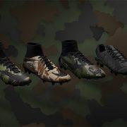 Nueva colección de botines Nike Camo | Foto Nike Football
