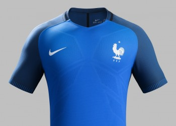 Camiseta titular de Francia | Foto Nike
