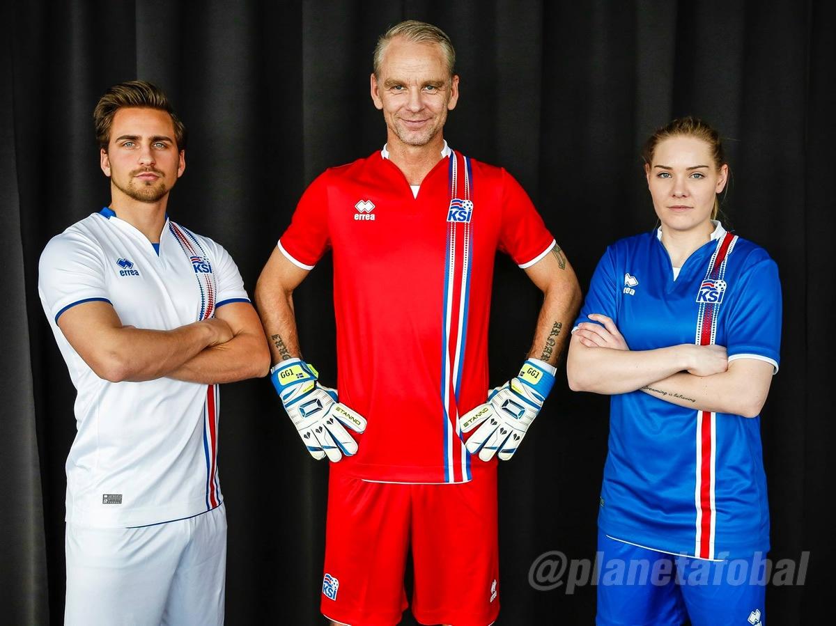 Nuevas camisetas de Islanda | Foto KSI