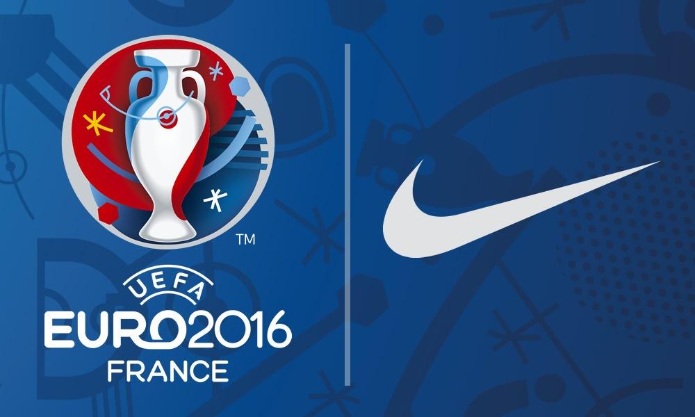 Las camisetas Nike de la Euro 2016