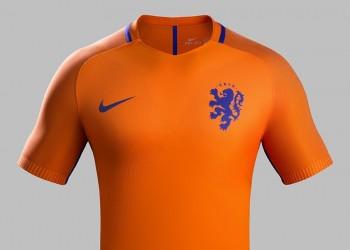 Camiseta titular de Holanda | Foto Nike