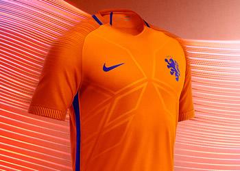 f3c3c586b9835 Camisetas Nike de Holanda 2016 2017
