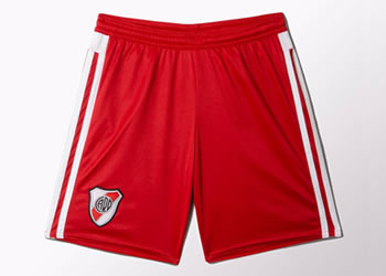 Pantalón alternativo de River | Foto Web Oficial
