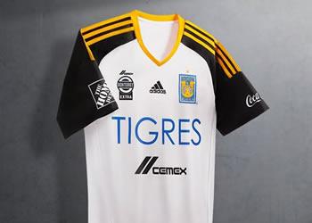 Nueva casaca de los Tigres | Foto Adidas