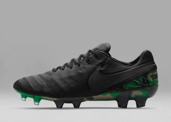 Botines Tiempo Legend del Camo Pack | Foto Nike Football