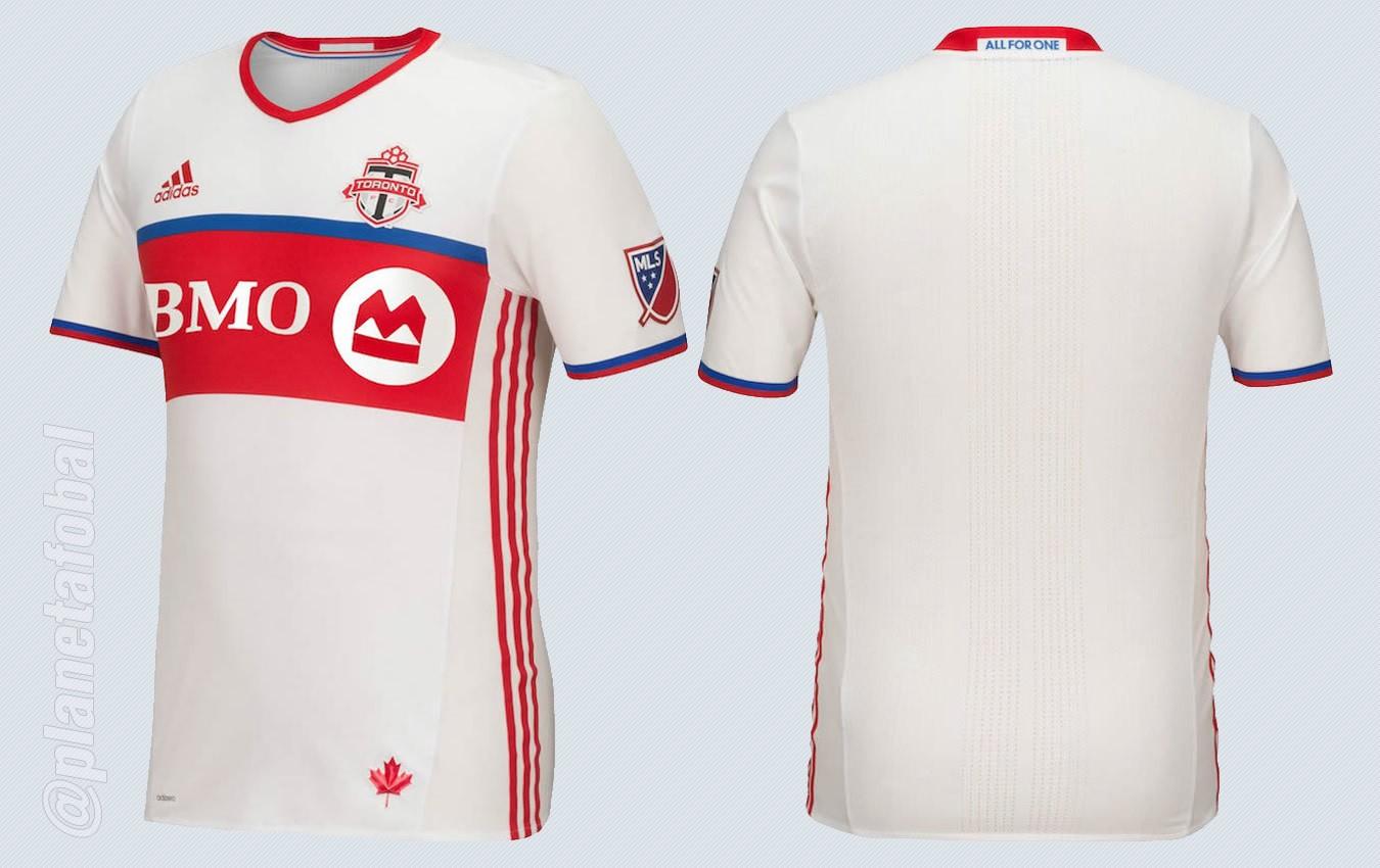 Casaca suplente del Toronto FC | Imágenes MLS