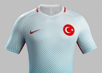 Casaca suplente de Turquia | Foto Web Oficial