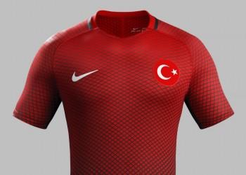 Casaca titular de Turquia | Foto Web Oficial