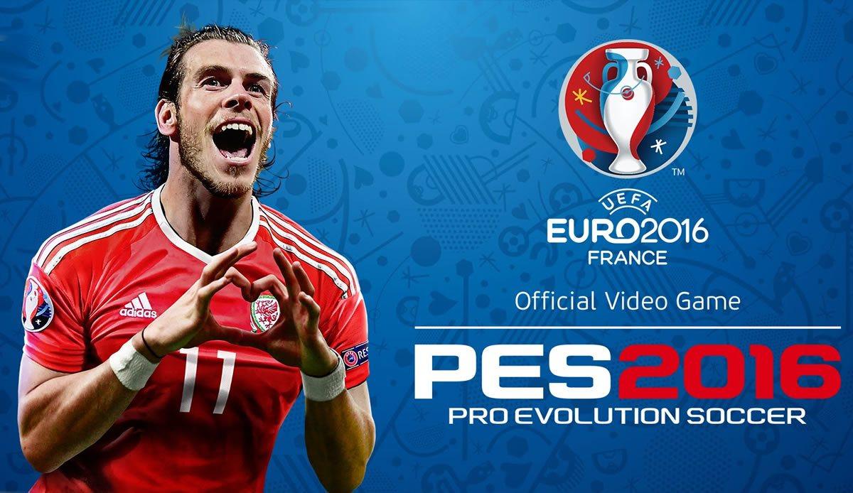 Gareth Bale elegido por PES para su portada