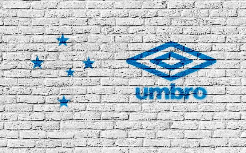 Umbro vestirá al Cruzeiro   Foto Web Oficial