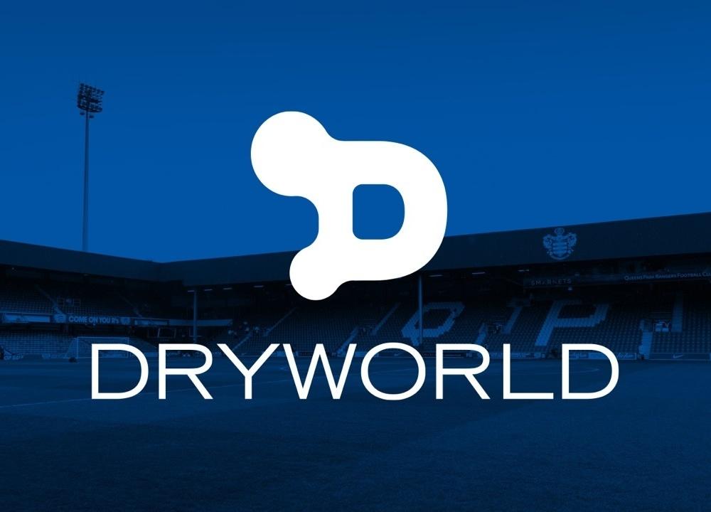 DryWorld vestirá al QPR | Foto Web Oficial