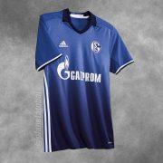 Casaca titular del Schalke   Foto Adidas