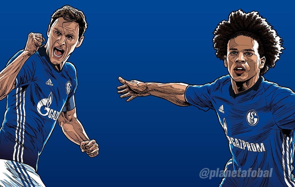 Casaca titular del Schalke | Foto Adidas