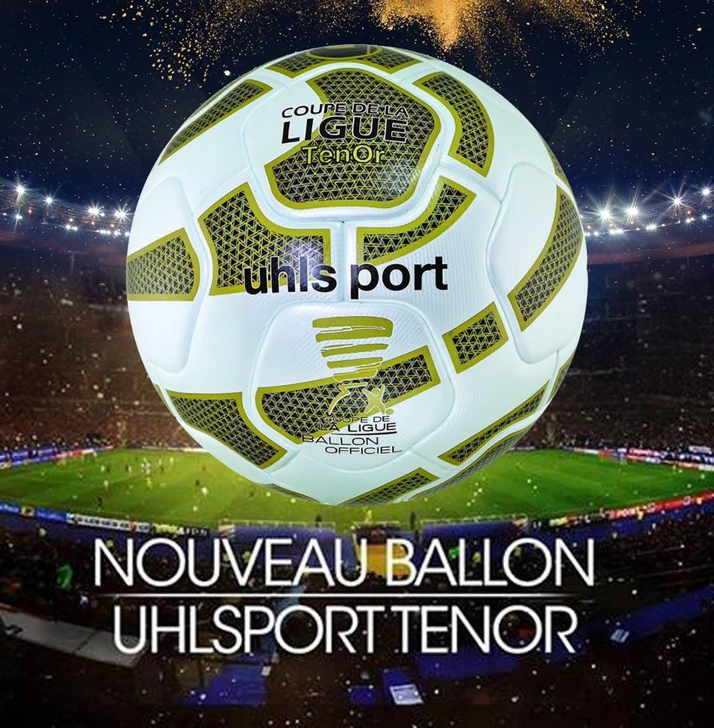 Nuevo balón para la final | Foto Uhlsport