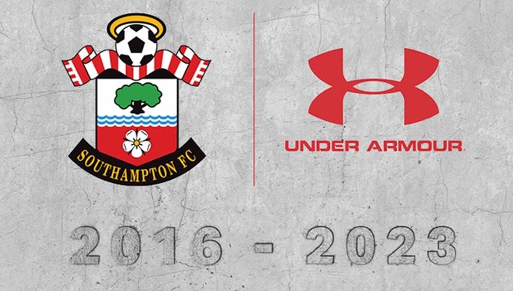 Southampton vestirá indumentaria Under Armour | Imagen Web Oficial