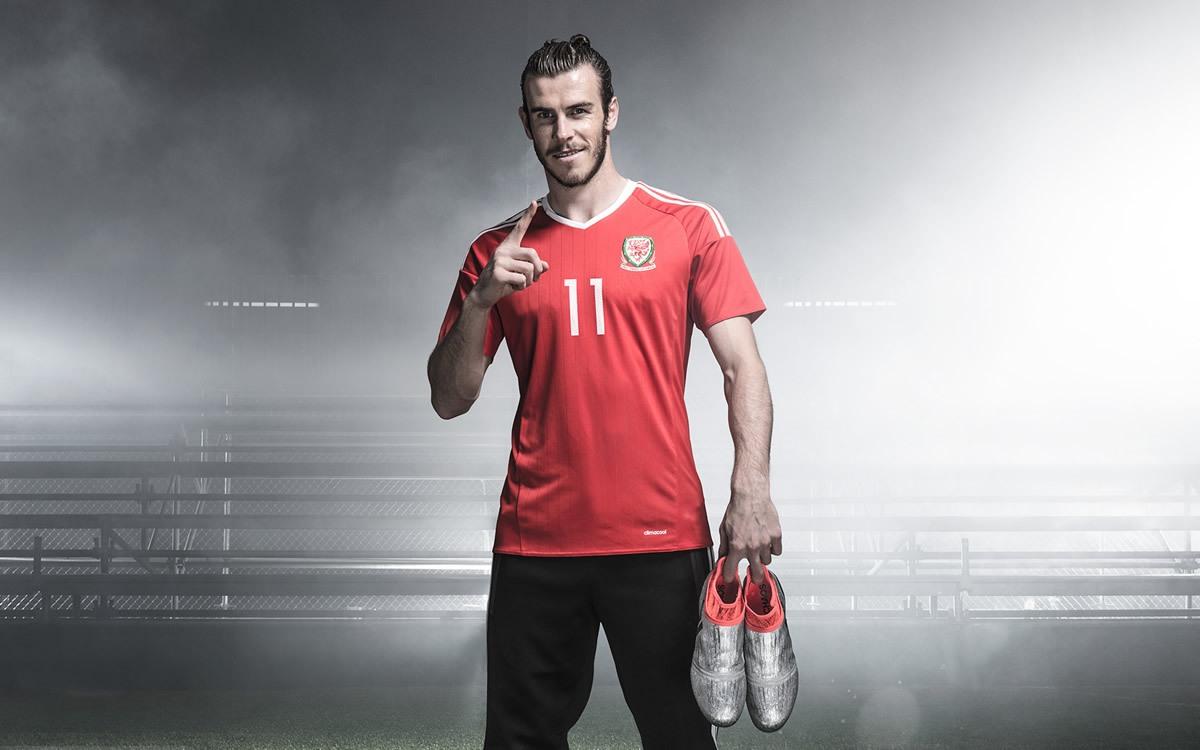 Gareth Bale los estrenará en la Champions | Foto Adidas