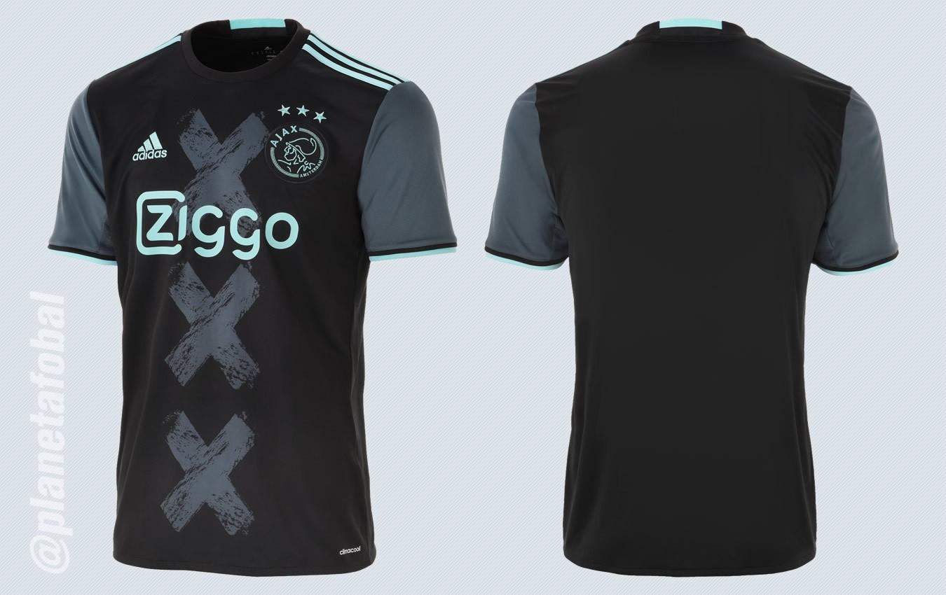 Nueva camiseta del Ajax de Holanda | Imágenes Tienda Oficial