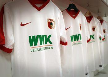 Nueva casaca del Augsburgo | Foto Web Oficial
