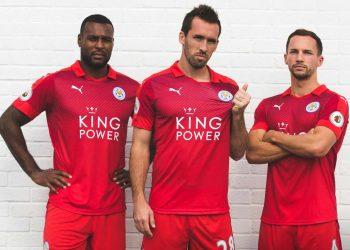 Nueva camiseta del Leicester City   Foto Puma
