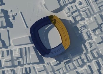 Asi es el proyecto Bombonera 360 | Foto Versa ARQ