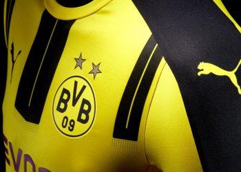 Camiseta titular del Borussia Dortmund | Foto Puma