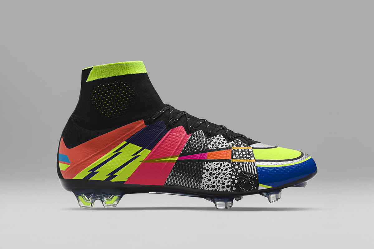 "Botines Nike Mercurial Superfly IV edición ""What the"