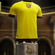 Camiseta especial del Barcelona SC   Foto Marathon