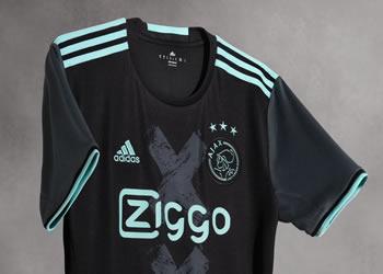 Nueva camiseta del Ajax de Holanda | Foto Web Oficial