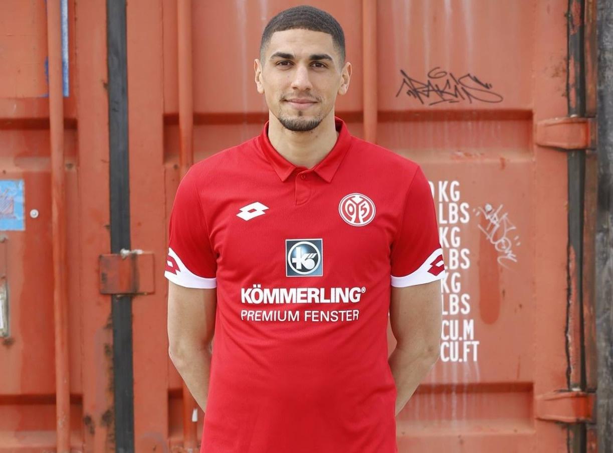 Nueva camiseta del Mainz 05 | Foto Web Oficial