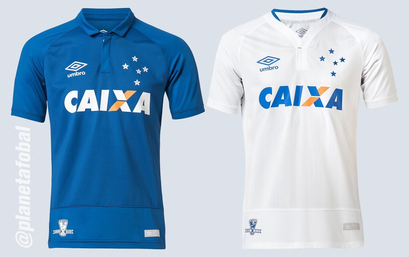 Camisetas del Cruzeiro | Imágenes Web Oficial