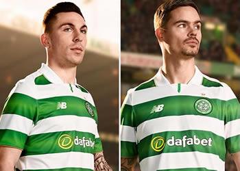 Nueva casaca del Celtic | Foto New Balance