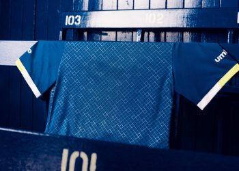 Camiseta titular del Everton | Foto Umbro