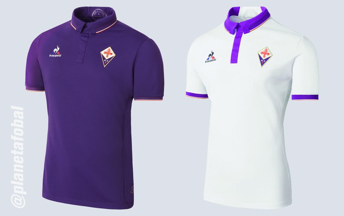 Camisetas de la Fiorentina | Imágenes Web Oficial