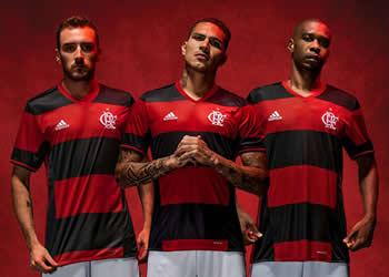 Nueva camiseta del Flamengo | Foto Adidas