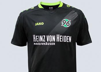 Camiseta suplente | Imagen Web Oficial