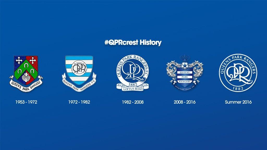 La historia del escudo del QPR | Foto Web Oficial