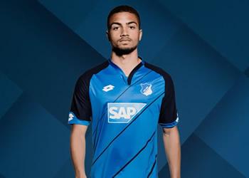 Casaca titular del Hoffenheim | Imagen Sitio Oficial
